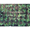 Rosendals Supper Club #2 - en måltid för både gäster och kompost!