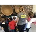 5-åringar har klassrummet i Parken Zoo