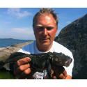 Nytt sportfiskerekord på hornsimpa