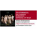Lindesbergs Riksteaterförening ordnar teaterresa till Dramaten