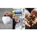 Nya biobaserade förpackningar, hållbara textilier och andra generationens bioraffinaderier