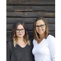 Sofia Larsson-Stern och Anna Sjöberg - författare till boken Vi kan vill och vågar...och vi har typ 1-diabetes