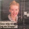 Jenny Strömtedt i w Hameau Jacket!