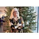 Radisson Blu Hotel Uppsalas julgranstävling är avgjord