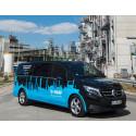 Mercedes-Benz Vans och BASF vill driva fram innovationer inom mobilitet