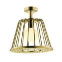 Axor_LampShower_by Nendo_Ceiling_Gold_Light