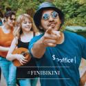 """Låten """"Fin i Bikini"""" gör viral succé"""