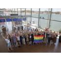 Stena Line stolt partner till EuroPride 2018