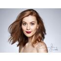Eurovisionvinnare skriver modellkontrakt med ekologisk make up