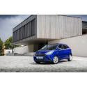 Täysin uusi Ford KA+ tarjoaa runsaasti tilaa, taloudellisuutta ja ajamisen hauskuutta