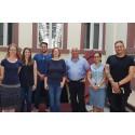 HdWM: Studierende besuchen RomnoKher Mannheim - gesellschaftlichem Antiziganismus die Stirn bieten - Sinti und Roma als Minderheit respektieren