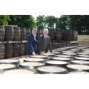 Altia ja Walsh Whiskey Distillery solmivat yhteistyösopimuksen