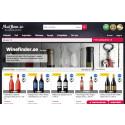 Winefinder.se och MatHem.se i nytt distributionssamarbete