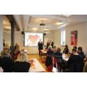 Drivhuset utbildar Sundsvalls kommun under deras resa mot landets bästa skola 2021!