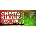 Gnesta bjuder in till Kulturfestival