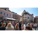 Örebro kommun tar plats i Almedalen