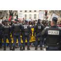 Frankrike: Undantagslagar används för att begränsa demonstrationsfriheten