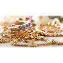 Tillräckligt med guld i importerade smycken, men stämplar som bevisar det saknas