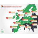 Europas populäraste smeknamn
