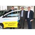 Mobil mit Strom in Stadt und Landkreis Kronach