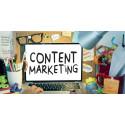 Kuratera innehållär ett bra sätt att komma igång med innehållsmarknadsföring