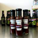Sauce Shop x Neon Raptor – BBQ-sås med porter i begränsad upplaga
