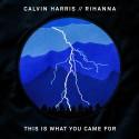"""Världspremiär: Calvin Harris släpper """"This Is What You Came For"""" featuring Rihanna idag"""