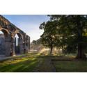 Roma Kloster fyller 850 år