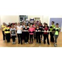 Brandlesholme Zumba class supports charity work in South Africa