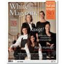 Idag lanseras White Magazine med allt om det svenska kroglivet