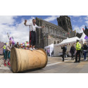 Top names at Paisley's first Weave festival