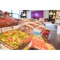 Hemmakväll expanderar med ny butik för godisälskare på Eurostop Halmstad