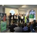 Vinnare av Laddguldet 2017