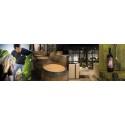 Nu lanserar vi vårt första vin och rustar för skörd – stor aktivitet på The Winery Hotel