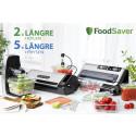 Nyckeln till minskat matsvinn – nya vakuumförpackare från FoodSaver!