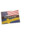 Från Absolut till Zorn: 101 historiska band mellan Sverige och USA