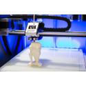 3D-skrivare på Vitalis