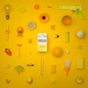 Ekologisk tedryck med citrongräs och äppelmynta – utan tillsatt socker