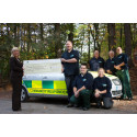 Center Parcs Sherwood Forest's donation to Mansfield District Community First Responders helps fund vital defibrillator