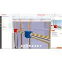 OpenBIM platforma Allplan Bimplus - vylepšená spolupráce na projektech