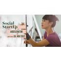 Nytt akseleratorprogram for sosiale startups