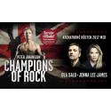 """Succén """"Champions of Rock"""" tillbaka i höst!"""