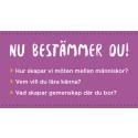 Dags att rösta fram vinnarna i Västra Hisingens medborgarbudget