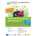 Visning i forsknings- och innovationslägenheten på Ängen 8 november!