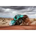 Team De Rooy og Goodyear på pallen i Dakar Rally