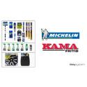 Michelin lanserar nytt tillbehörsprogram på Kama Fritid AB - med fokus på säkerhet och ekologiska produkter