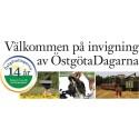 Välkommen på invigning av ÖstgötaDagarna på Vreta Kluster den 6 september