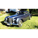 Bentley S2 Continental till stor samlarbilsauktion