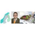 Finska utrikesministeriet besöker norra Sveriges största handelsprojekt