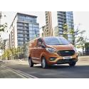 Danmarks bedst sælgende varebil kraftigt fornyet – Ford Transit Custom står nu endnu stærkere